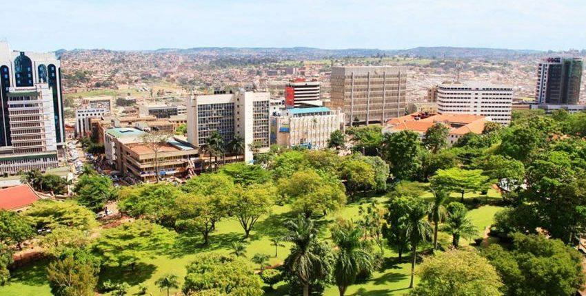 Entebbe Town