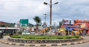 Fort Portal town