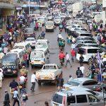 Gulu town