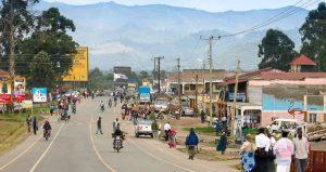 Kisoro-town