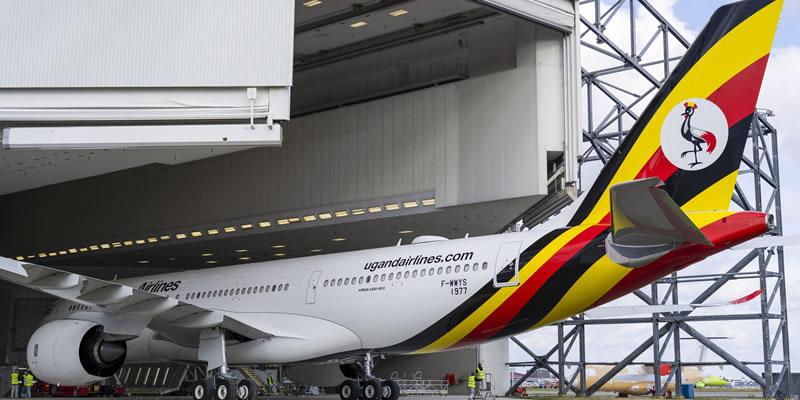 Uganda-Airlines-Airbus-A330