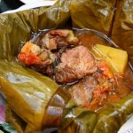 Local food in Kampala