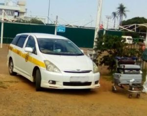 Airport Taxi in Entebbe