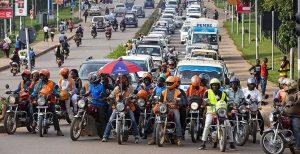 Boda Boda in Kampala